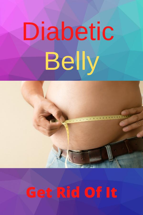 diabetic belly
